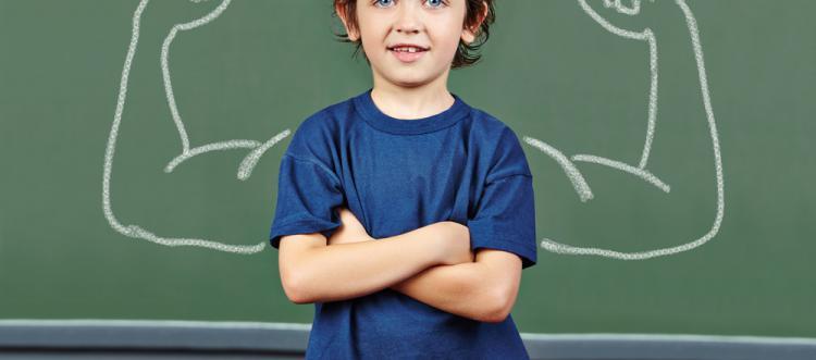 Как помочь ребенку стать уверенным?